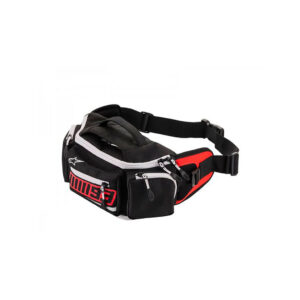 Раница MM93 WAIST BAG BLACK RED ALPINESTARS-motohouse.bg