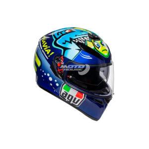 Каска K-3 AGV Top Rossi Misano-motohouse.bg