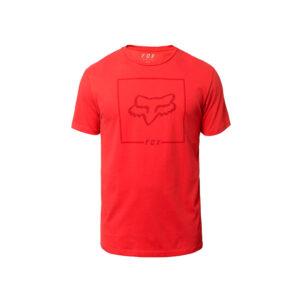 Тениска CHAPPED SS AIRLINE TEE FOX-motohouse.bg