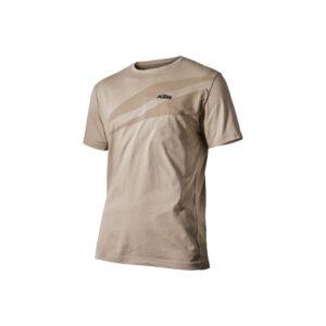 Тениска UNBOUND TEE SAND КТМ-motohouse.bg