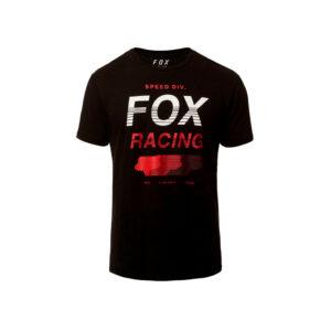Тениска UNLIMITED SS AIRLINE TEE FOX-motohouse.bg