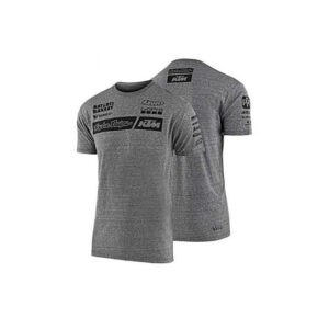 Тениска UPW20003260 TLD TEAM TEE GREY КТМ-motohouse.bg
