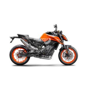 KTM 790 L DUKE 2020 (A2)-motohouse.bg