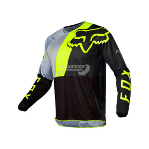 Блуза 180 LOVL BLACK YELLOW FOX-motohouse.bg