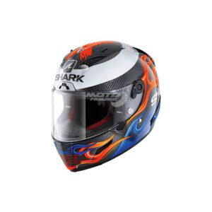 Каска RACE-R PRO CARBON LORENZO 2019 SHARK-motohouse.bg