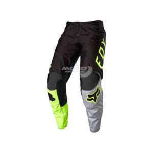 Панталон 180 LOVL BLACK YELLOW-motohouse.bg