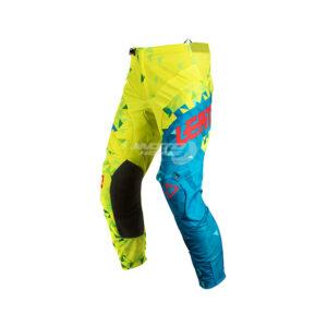 Панталон GPX 4.5 LIME TEAL LEATT-motohouse.bg