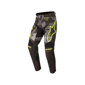 Панталон RACER TACTICAL PANTS BLACK CAMO YELLOW FLUO ALPINESTARS-motohouse.bg