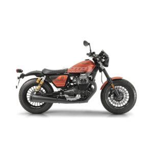Moto Guzzi V9 BOBBER SPORT-motohouse.bg